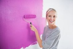 dicas de como pintar paredes