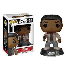 Funko Pop! Star Wars Ep 7 Force Awakens - Finn (PRE-ORDER)