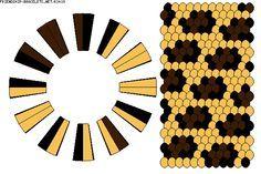 kumihimo giraffe pattern - Google Search