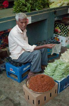 Flac Market   Mauritius