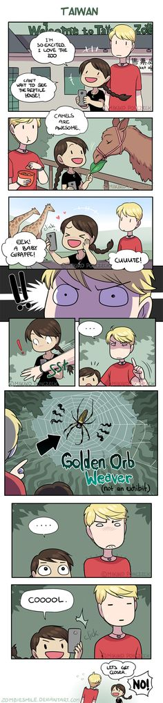 Spider Senses! by Zombiesmile.deviantart.com on @DeviantArt