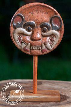 Mayan Replicas. An i