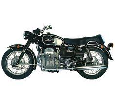 Moto Guzzi V7 Ambassador (1969)