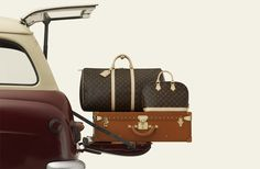 Travel : Louis Vuitton : Style
