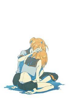 Dont Cry | rin and len | kagamine