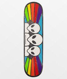 Vintage Alien Workshop Human Brain  transfer skateboard stickers /& decals