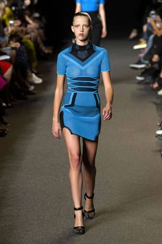 Alexander Wang Spring 2015. See all the top looks from #NYFW here: