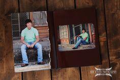 Custom Senior Album | Rob Bivens Photography | The Woodlands, TX | www.robbivens.com