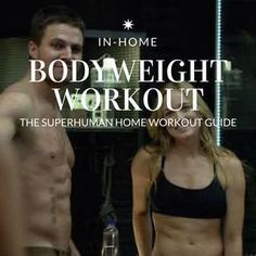 BONUS: Sometimes the gym can be a scary place... Okay, that's a discussion for another time, but I think there are a lot of factors that keep people from getting to the gym and make a guide like this relevant. A couple things you can check out before you even continue reading are: 60 Day SuperHuman ...