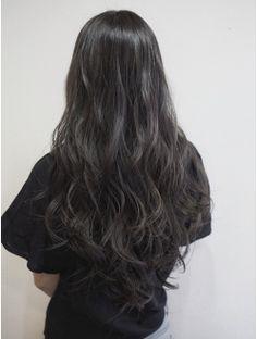 艶×透明感☆彡重く見えない美黒髪