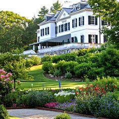 The Mount Lenox, Mass.  | Photo: Courtesy of David Dashiell of The Mount