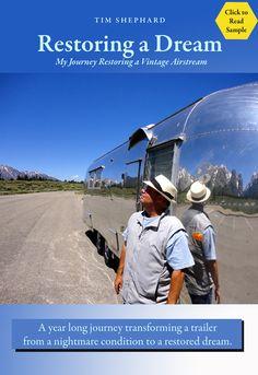 Airstream Trailer Restoration  - Huge help!