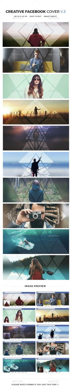 Cover Profile #facebook #linkedin #photo #creative