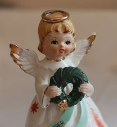 Vintage December Angel Japan