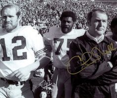 "The Steelers' history of bad luck changed with the hiring of coach Chuck Noll for the 1969 season. Noll's most remarkable talent was in his draft selections, taking Hall of Famers ""Mean"" Joe Greene in 1969, Terry Bradshaw and Mel Blount in 1970, Jack Ham in 1971, Franco Harris in 1972, and finally, in 1974, pulled off the incredible feat of selecting four Hall of Famers in one draft year, Lynn Swann, Jack Lambert, John Stallworth, and Mike Webster. The Pittsburgh Steelers' 1974 draft was…"