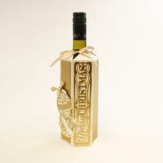 Bottle Wrap including Inserts Inspiration - Tonic Gold
