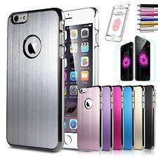 """For Apple iPhone 6 4.7""""/ Plus 5.5"""" Ultra Slim Metal Aluminium PC Hard Case Cover"""