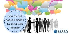 How to Use Social Media to Find New Real Estate Agents