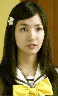 I Am Sam (KDrama)- Park Min Young as Eun Byul