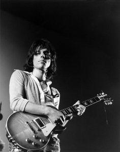 Jeff Beck,Gibson Les Paul guitar