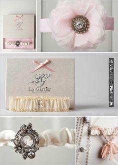 La Gartier on The Wedding Chicks | VIA #WEDDINGPINS.NET