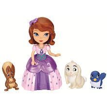 DISNEY SOFIA THE FIRST SOFIA AND ANIMAL FRIENDS - Mattel - Toys R Us