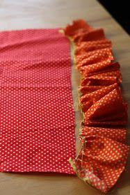 Hazeltjes: Rimpelen met de Overlockmachine Easy Diy, Sewing, Lockers, Dressmaking, Couture, Stitching, Locker, Sew, Costura