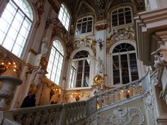 The Hermitage Museum, St. Petersburg. April 2015