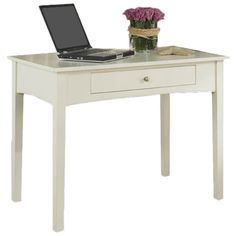 Alaterre Shaker Cottage Writing Desk - Finish: Ivory at Sears.com