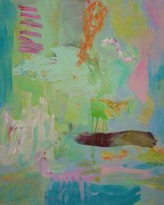 Taidelainaamo - Merja Simberg: Drifting across the candymaker's yard