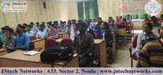 JNtech Networks team has conducted a One-day Seminar on the topic of Core Python at the MIT Bulandshahr. This Seminar was an interactive session of Core Python, and the seminar was taken by Mr. Rizwan Khan (C, C++, Core Java, Advanced Java, .NET, Core Python, Advanced Python, Machine Learning, Deep Learning at JNtech Networks). There were approximately 100 students took participate in the seminar on 29th February 2020. Students of BCA, MCA, B.tech.