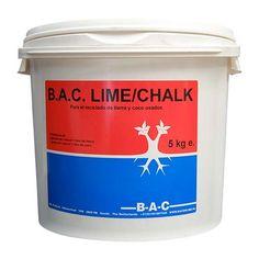 B.A.C Lime Chalk es ideal para renovar tu Lava-Soil y tus Cocos. Chalk debe ser mezclada bien con el medio de cultivo. B.A.C Chalk asegura un pH estable en tu Lava-Soil y Cocos reciclado. También añade suficiente calcio al Lava. Tierra y cocos reciclados.