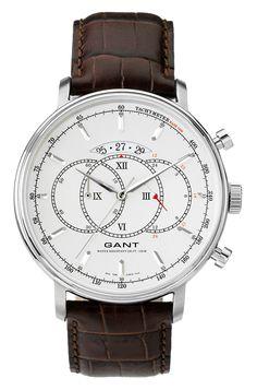 e9cb23e9ed9 LXBOUTIQUE - Relógio Gant Park Hill II W10004