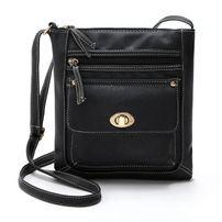 Crossbody Shoulder Bag, Shoulder Handbags, Leather Shoulder Bag, Shoulder Purse, Leather Satchel, Leather Backpack, Pu Leather, Vegan Leather, Vintage Messenger Bag