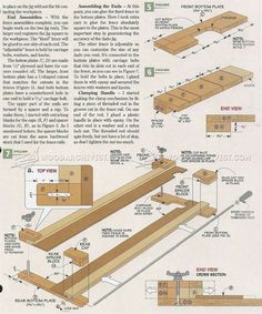 #643 Router Dado Jig Plans • WoodArchivist