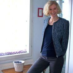 Posts about Cordova jacket written by lazylinchen Blazer, Sweaters, Jackets, Image, Sew, Google Search, Fashion, Down Jackets, Moda