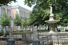 Palacio Real de Aranjuez, Aranjuez, Madrid, España