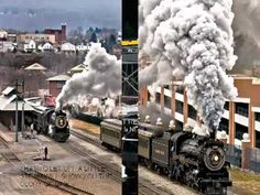 Sit back and enjoy this awe inspiring video of the lure and romance of trains.  TreinReizen