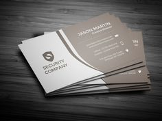 Check out Creative Business Card by bouncy on Creative Market