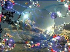 beautiful pictures of bubbles - Bubble Balloons, My Bubbles, Blowing Bubbles, Soap Bubbles, Douglas Adams, Beautiful Gif, Beautiful Pictures, Beautiful Wallpaper, Pretty Photos