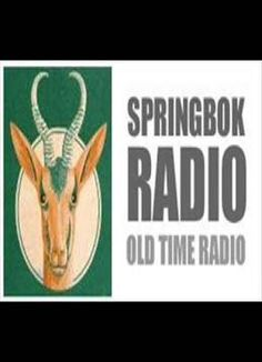 South Africa's old Springbok Radio