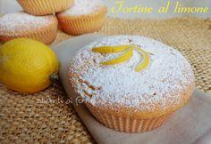 Le tortine al limone sono dei dolcetti monoporzione profumati al limone perfetti per la colazione e la merenda. Ricetta tortine al limone facili e veloci..