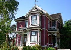 Halliwell Manor from Charmed