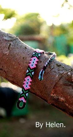 Photo of #53610 by Byhelen - friendship-bracelets.net