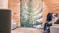 Lounges der Deutschen Bahn - Die Zukunft des Wartens - Reise - SZ.de Lounges, Curtains, Room, Home Decor, Clogged Toilet, Workplace, Future, Viajes, Bedroom