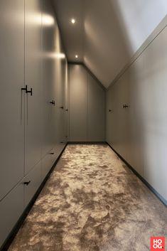 Bedroom Loft, Dream Bedroom, Home Bedroom, Interior Design Business, Home Interior Design, Brick Wall Kitchen, Loft Closet, Dressing Room Design, Attic Renovation