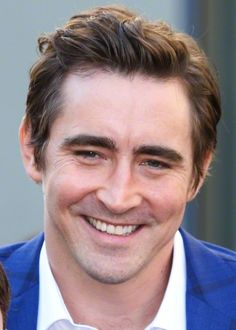 Lee Pace at the Hollywood Walk of Fame Ceremony for Peter Jackson, Dec. 8, 2014.