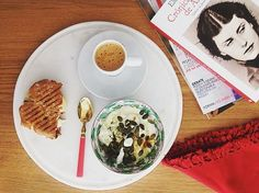 Coffee Break?  #Herdmar #Celta #avestirasuamesadesde1911 #dressingyourtablesince1911  A Nitricionista ©