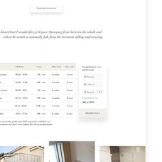 Pricing list for accommodation with shortcut to final price even before clicking on call-to-action and filling out other personal details. Sketch Photoshop, Daily Ui, Call To Action, Price List, User Interface Design, Ui Ux, Ux Design, Minimalist Design, Toms