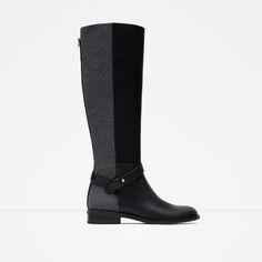 Zara'dan Şık Tasarımlı Ayakkabılar | Bir Tek Moda